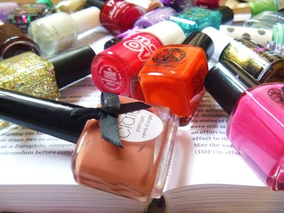 Nail polish Revision